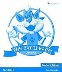 THE CAT IS BACK !JUNIOR A TEST BOOK TEACHER S