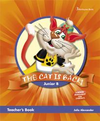THE CAT IS BACK! JUNIOR B TEACHER S