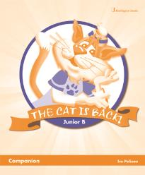 THE CAT IS BACK ! JUNIOR B COMPANION
