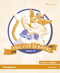 THE CAT IS BACK ! JUNIOR B COMPANION TEACHER S