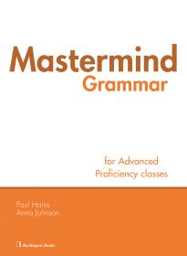 MASTERMIND GRAMMAR ADVANCED + PROFICIENCY SB