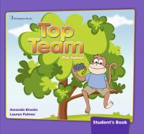 TOP TEAM PRE-JUNIOR SB (+ PICTURE DICTIONARY + CD)