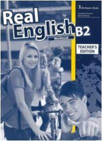 REAL ENGLISH B2 TCHR S WB