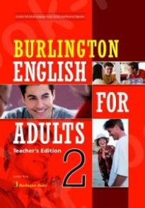 BURLINGTON ENGLISH FOR ADULTS 2 TCHR S
