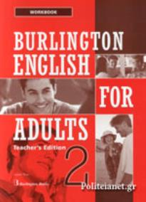 BURLINGTON ENGLISH FOR ADULTS 2 TCHR S WB