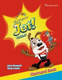 JET! PRE-JUNIOR FLASHCARDS