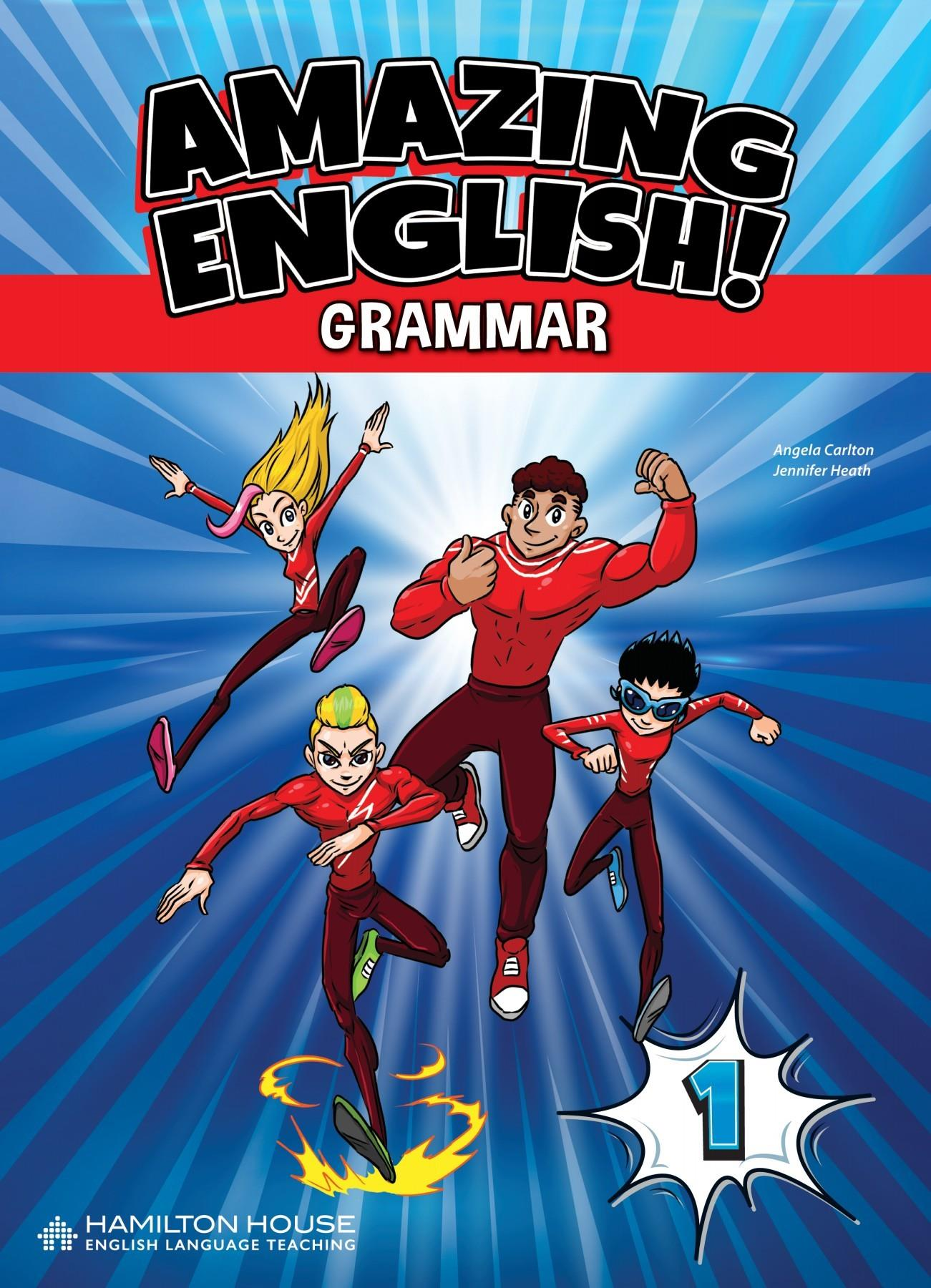 AMAZING ENGLISH 1 GRAMMAR INTERNATIONAL