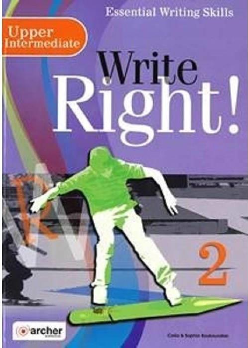 WRITE RIGHT 2 UPPER-INTERMEDIATE SB 2019