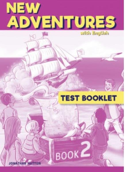 NEW ADVENTURES WITH ENGLISH 2 TEST