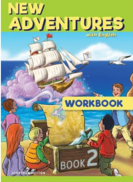 NEW ADVENTURES WITH ENGLISH 2 WB